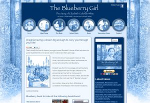 The Blueberry Girl